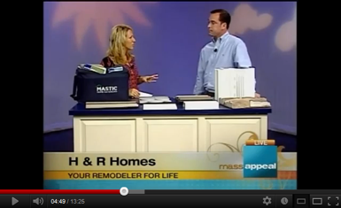 Mass Appeal Live - Vinyl Siding